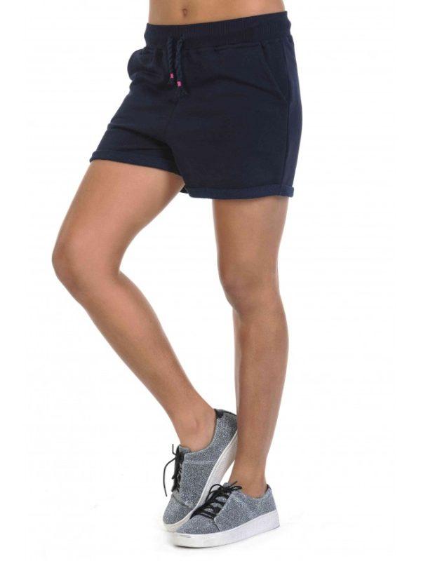 женски черни панталонки Joggy