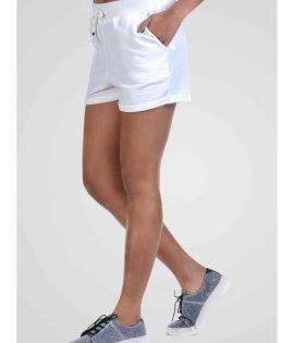 бели къси панталонки от Офуайт