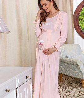Berrak Нощница за бременни и кърмачки 515