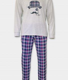AFFECT Мъжка пижама Mr Elegant