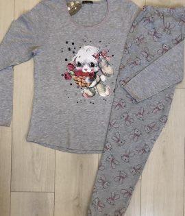 IVATEX Дамска пижама Bunny