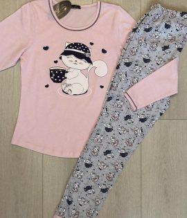 IVATEX Дамска пижама Kitty