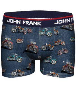 John Frank Мъжки боксерки Motorbike