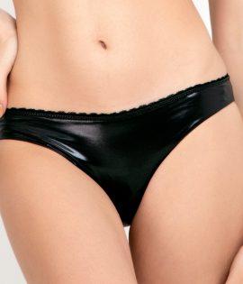 Delfina Бански - долнище бразилиани Leather