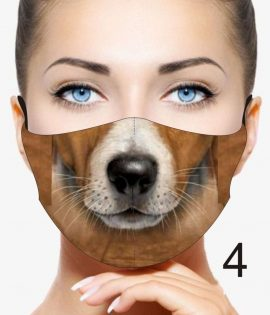Delfina Маска за лице Dog