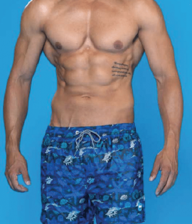 Enrico Coveri Мъжки бански шорти Sea